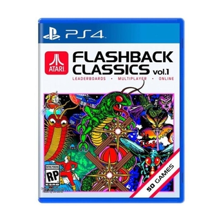 Atari Flashback Classics Vol. 1 PS4