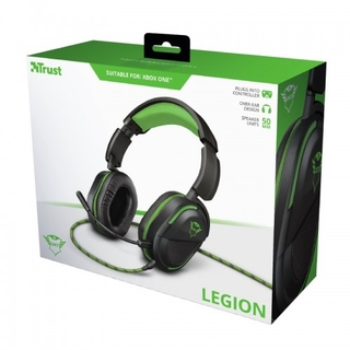 HEADSET GAMER LEGION GXT 422G XBOX - TRUST