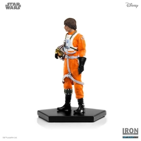 Luke Skywalker X-Wing Pilot ver. 1/10 Art Scale - Star Wars - Iron Studios na internet