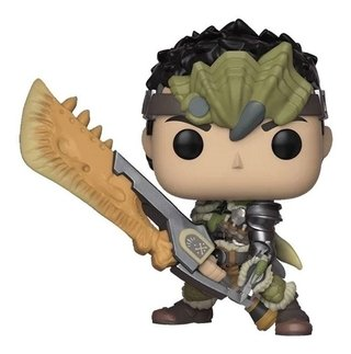 Funko Pop - Monster Hunter: Hunter (296)