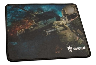 MOUSE PAD GAMER EVOLUT EG-401 250X210X2MM/HV-MP837