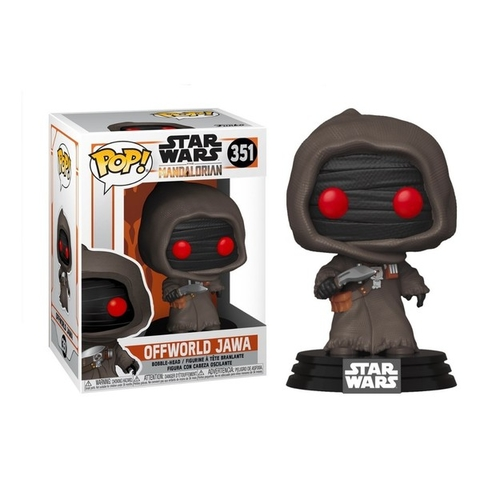 Funko Pop - Star Wars: Mandalorian Offworld Jawa  (351)