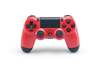 Controle PS4 Sony (RED)