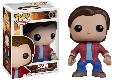 Funko Pop - Supernatural: Sam - comprar online