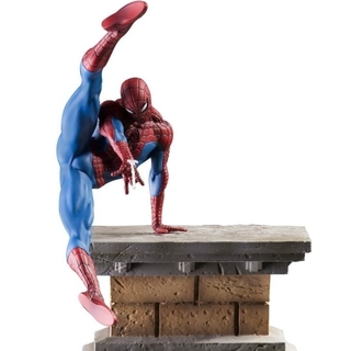 Spider-Man 1/10 BDS Art Scale - by Rafael Albuquerque - Iron Studios