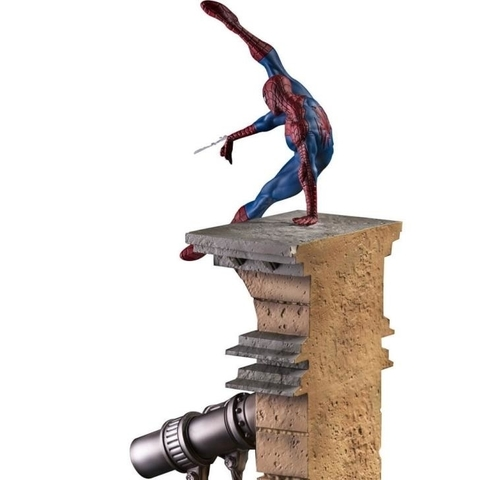 Spider-Man 1/10 BDS Art Scale - by Rafael Albuquerque - Iron Studios na internet