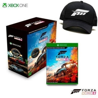 Forza Horizon 4 Xbox One (Bundle Boné)