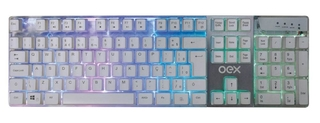 TECLADO GAMER PRISMATIC TC205 - OEX