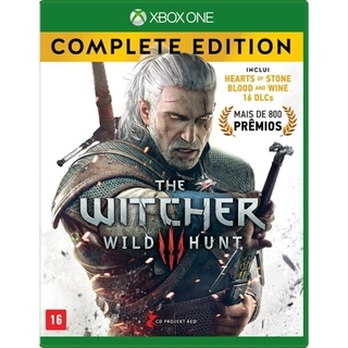 The Witcher III: Wild Hunt - Complete Edition Xbox One