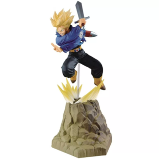 TRUNKS ABSOLUTE PERFECTION - DRAGON BALL Z - Banpresto
