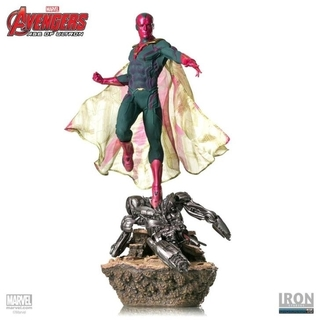 Vision 1/6 Diorama - Avengers: Age Of Ultron - Iron Studios
