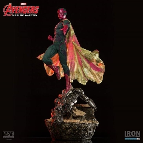 Vision 1/6 Diorama - Avengers: Age Of Ultron - Iron Studios - comprar online