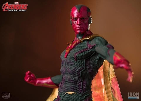 Vision 1/6 Diorama - Avengers: Age Of Ultron - Iron Studios - loja online