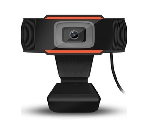 WEBCAM C3TECH WB70BK HD 720P