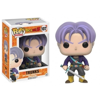 Funko Pop - Dragon Ball Z: Trunks (107)