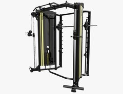 Crossover Com Smith Machine - EVO