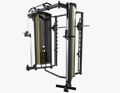 Crossover Com Smith Machine - EVO - comprar online