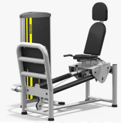 Leg Press Horizontal Máquina - MS