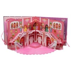 Meu Castelo Princesas Pop-Up na internet