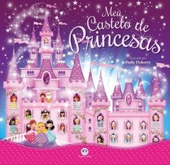 Meu Castelo Princesas Pop-Up - comprar online