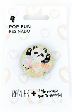 Pop Fun Resinado - Vila 7