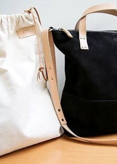 EZE TOTE BAG | Bolso convertible - JOJI & CO. - Budetex arts & crafts