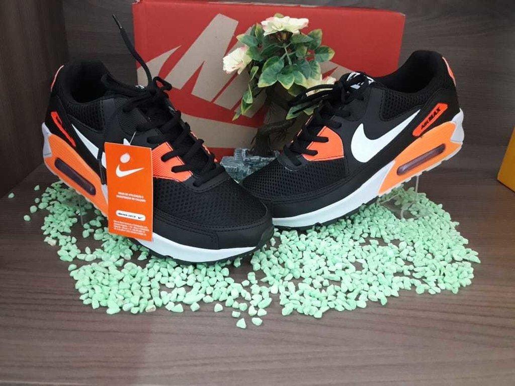 Nike Air Max 95 Safari (NegrasGraniteNaranjas) AV7014