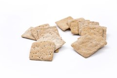 Crackers sin sal