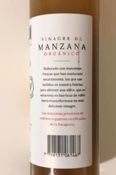 Ingredientes y Tabla Nutricional  pampa gourmet vinagre blanco