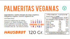 Ingredientes y Tabla Nutricional Hausbrot