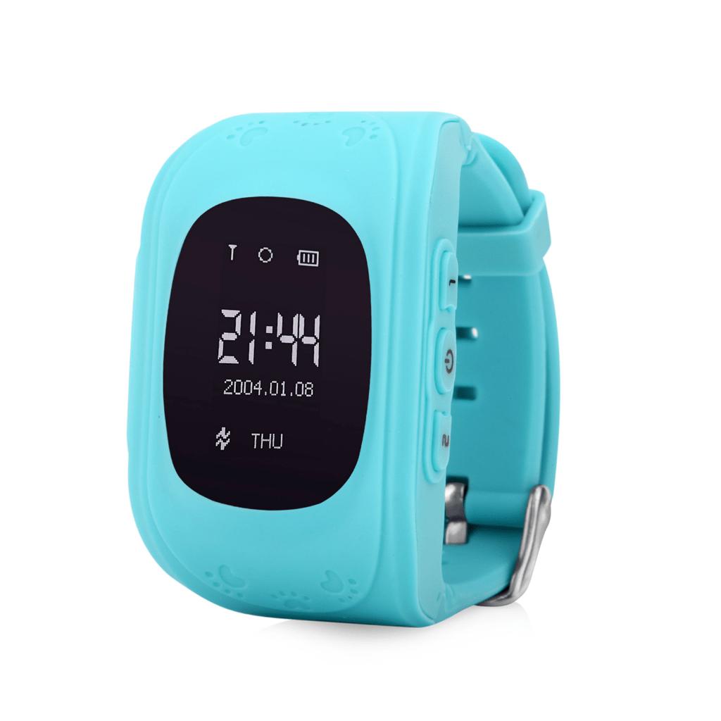 rendimiento superior gran venta nuevo lanzamiento Reloj GPS Niños, Localizador, Teléfono, Botón de SOS, para Niños
