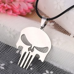 Colar Justiceiro - The Punisher Marvel - comprar online