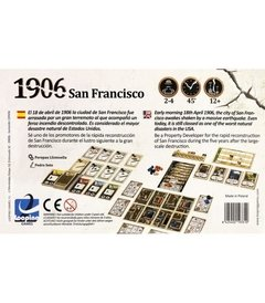 1906 San Francisco en internet