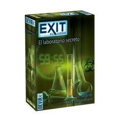 Exit El Laboratorio Secreto