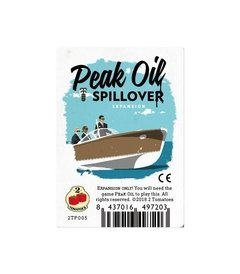 Peak Oil: Spillover