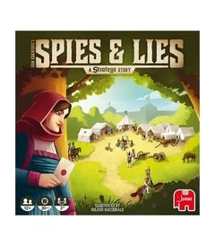 Spies and Lies: A Stratego Story