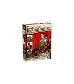 Zombicide Black Plague: Special Guest Adrian Smith
