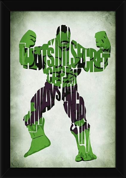 Comprar Hulk Em Rock Nerd 23 5x33 5 Cm Filtrado Por Mais Vendidos