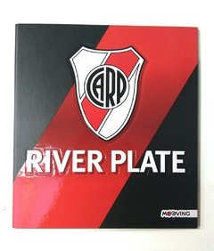 Carpeta 3x40 Boca/River