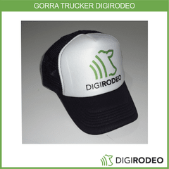 Gorra trucker Digirodeo