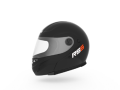 Casco para moto rebatible Hawk RS5 negro en internet