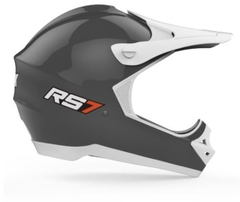 Casco Motocross Cross Enduro Atv Hawk Rs7 Gris