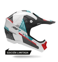 Casco Motocross Hawk Rs7F Edicion Limitada