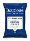 Boutique Chips Natural Sea Salt