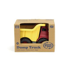 Dump Truck - Red - Green Toys
