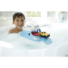 Ferry Boat with Mini Cars - Green Toys