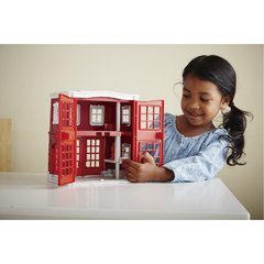 Fire Station Playset - Green Toys
