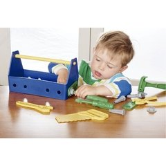 Tool Set - Blue - Green Toys