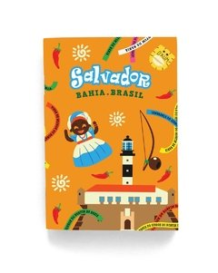 SALVADOR | Caderninho STICKERS