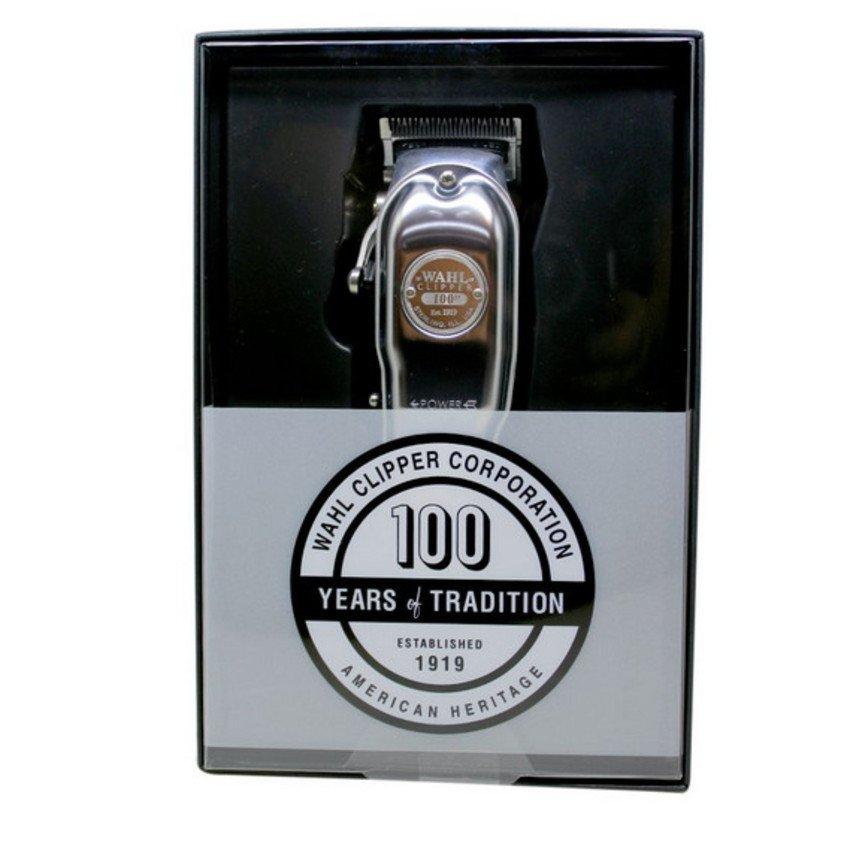 982b211a1 Maquina Wahl 100 Years Edição Limitada Especial De 100 Anos. 1